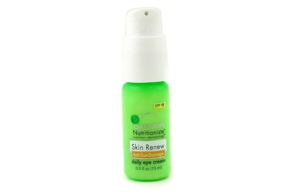 Garnier Nutritioniste Skin Renew Anti-Sun Damage Daily Eye Cream (15ml/0.5oz)