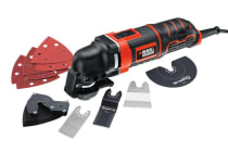 Black & Decker 300w Oscillating Multi Tool