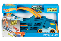 Hot Wheels Stunt 'n' Go Mobile Playset