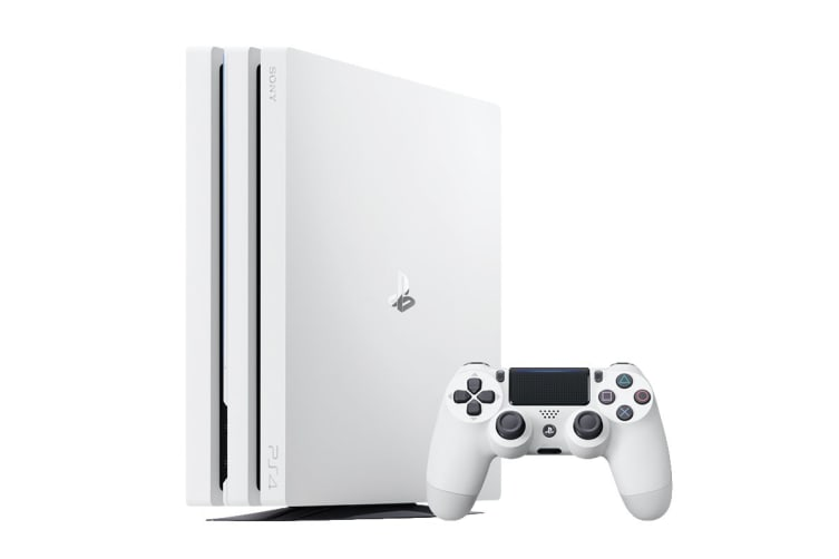Sony PlayStation 4 Pro Console 1TB (White)