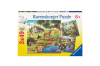 Ravensburger Forest Zoo and Pets Puzzle - 3 x 49 Piece