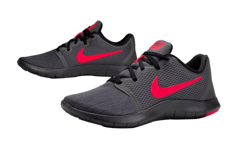 Nike Flex Contact 2 (Dark Grey/Red, Size 11 US)