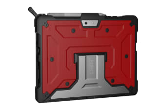 Urban Armor Gear Metropolis Impact Resistance Case for  Surface Go   -  Magma