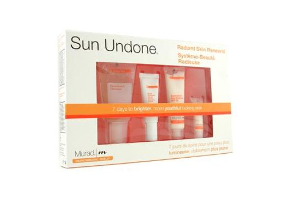 Murad Sun Undone Radiant Renewal Kit (4pcs)