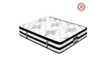 Giselle Bedding 34CM Euro Top Mattress (Queen)