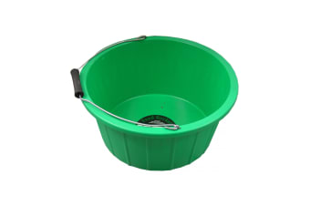 ProStable Feed Bucket (Green) (3 Gallons)