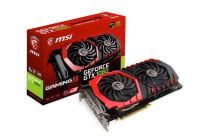 MSI NVIDIA GTX 1060 GAMING X 6GB Video Card - GDDR5,3xDP/HDMI/DVI,SLI,VR Ready,1506/1809MHz