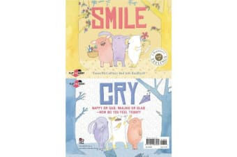 Smile Cry - Happy or sad, wailing or glad - how do you feel today?