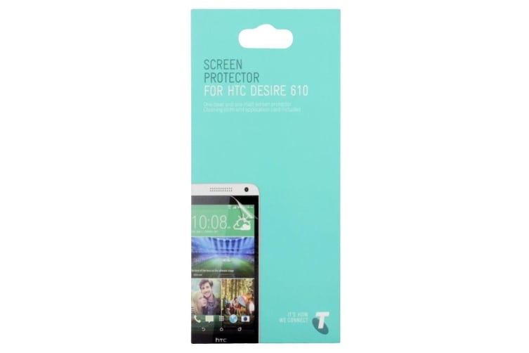 HTC Desire 610 Screen Protector 2 Pack