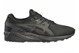ASICS Tiger Unisex Gel-Kayano Trainer EVO Shoe (Black/Black, Size 7)