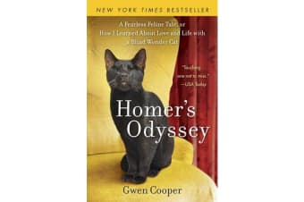 Homer's Odyssey - A Fearless Feline Tale, or How I Learned about Love and Life with a Blind Wonder Cat
