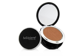 Bellapierre Cosmetics Compact Mineral Blush - # Autumn Glow 10g/0.35oz