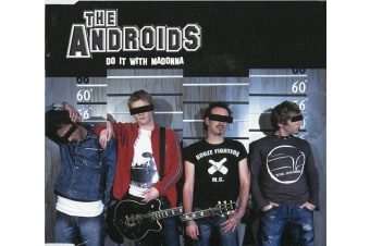 The Androids (2) – Do It With Madonna BRAND NEW SEALED MUSIC ALBUM CD