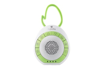 HoMedics MyBaby Sound Spa On The Go (MYB-S110-9CTM-AU)