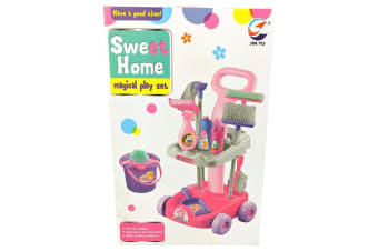 Sweet Home Pretend Cleaning Playset