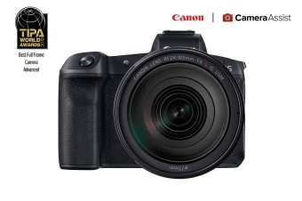 Canon EOS R Full Frame Mirrorless Camera Kit with RF 24-105 IS Lens