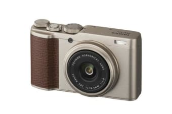 New Fujifilm XF10 24MP Digital Camera Champagne Gold (FREE DELIVERY + 1 YEAR AU WARRANTY)
