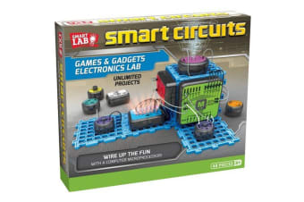 Smart Lab Toys Smart Circuits Games & Gadgets Electronics Lab