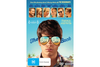 The Way Way Back DVD Region 4