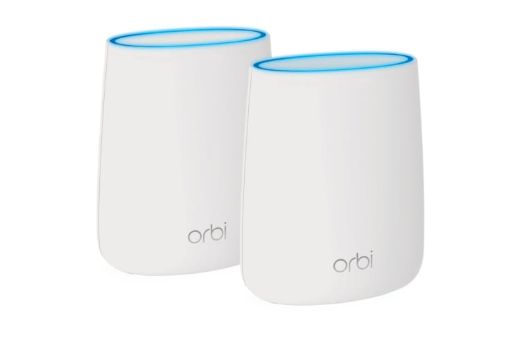 Netgear Orbi Mesh Router Wifi System Whole Home AC2200 Tri-band (RBK20)