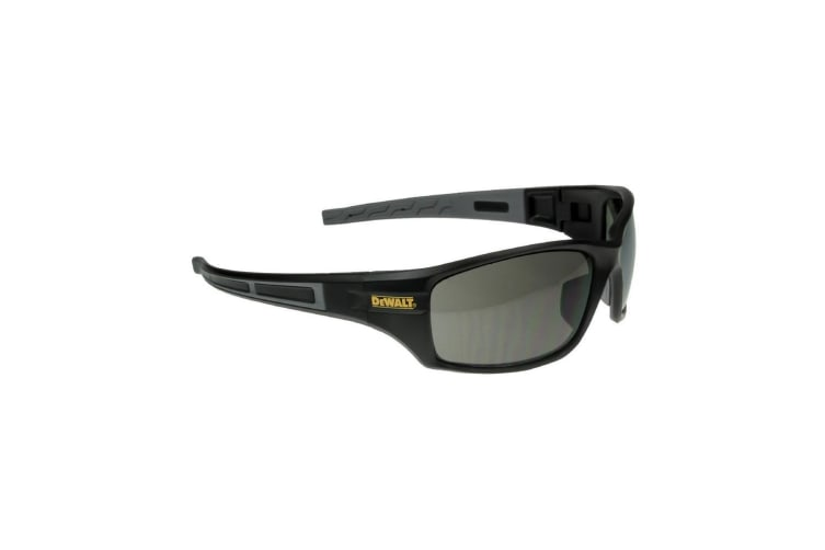 Dewalt Auger Safety Eyewear (Smoke) (One size)