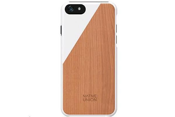 Native Union Wooden Case for iPhone 6/S - White