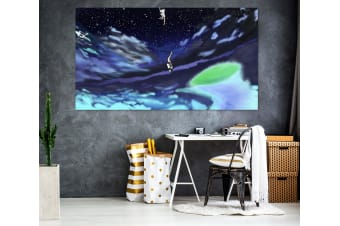 3D Weathering With You 298 Anime Wall Stickers