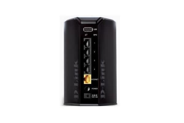 D-LINK Wireless AC 1200 Dualband Cloud Router with mydlink Cloud Services