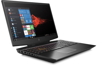 "HP OMEN 17-cb0060tx Black Notebook 43.9 cm (17.3"") 1920 x 1080 pixels 9th gen"