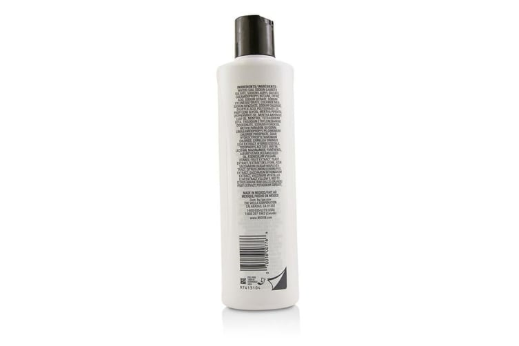 Nioxin Derma Purifying System 6 Cleanser Shampoo (Chemically Treated Hair, Progressed Thinning, Color Safe) 300ml/10.1oz