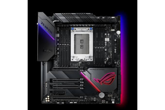 ASUS ROG Zenith Extreme Alpha motherboard Socket TR4 Extended ATX AMD X399