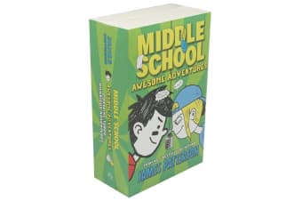 Middle School Awesome Adventures - By James Patterson