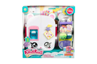 Kindi Kids Fun Refrigerator Playset