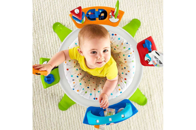 Fisher Price 3-in-1 Spin and Sort Activity Center