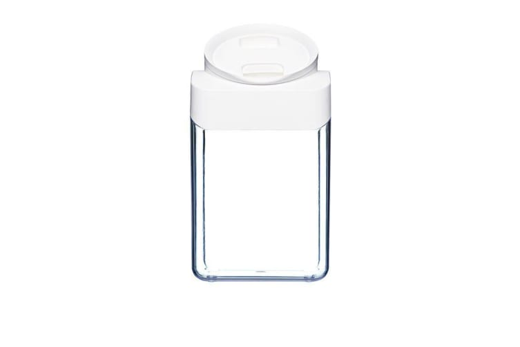 ClickClack Pantry Store All Container 4.2L White