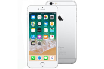 Used as Demo Apple Iphone 6S 64GB Silver (Local Warranty, 100% Genuine)