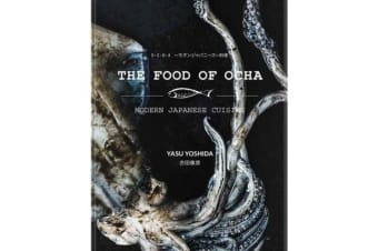 The Food of Ocha - The Food of Ocha - Modern Japanese Cuisine is a rarity: A cookbook by a Japanese-born, second generation chef.