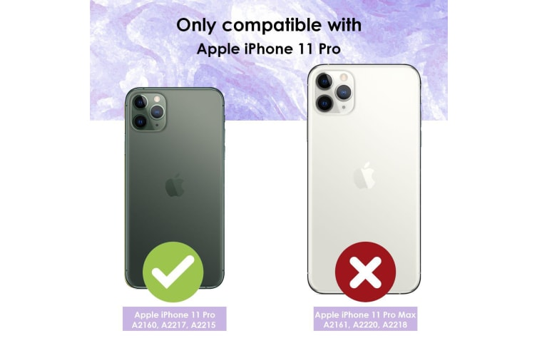 For iPhone 11 Pro Protective Case Unique Phone Cover  Dreaming