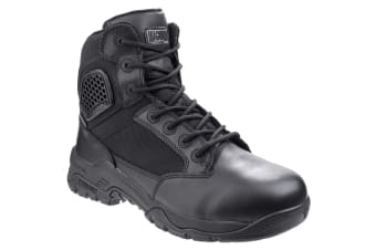 Magnum Mens Strike Force 6.0 Waterproof Work Boots (Black)