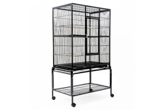 Bird Cage Parrot Aviary MELODY 148cm