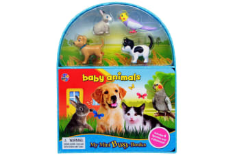 Baby Animals - My Mini Busy Books