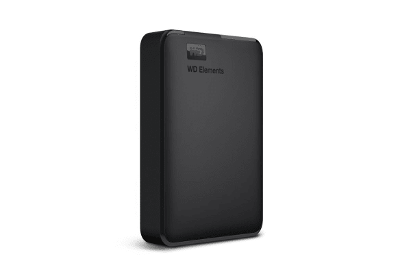 WD Elements 3TB USB 3.0 Portable Hard Drive (WDBU6Y0030BBK-WESN)