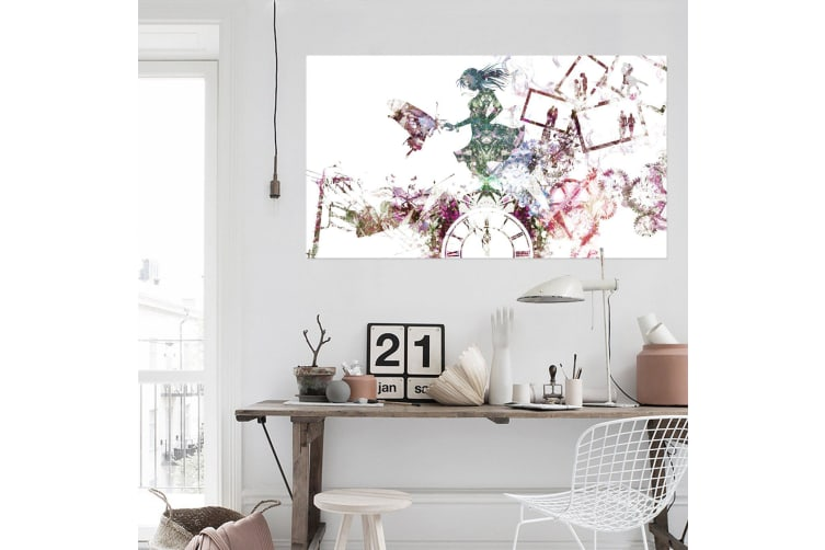 3D Your Name 347 Anime Wall Stickers Self-adhesive Vinyl, 180cm x 100cm(70.8'' x 39.3'') (WxH)