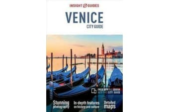 Insight Guides City Guide Venice (Travel Guide with Free eBook)