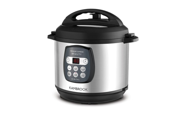Kambrook Express Digital Multi Cooker (KPR820BSS)