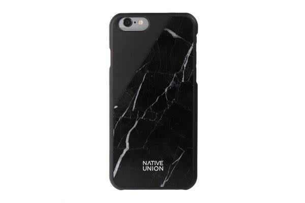 Native Union iPhone 6/S Clic Marble Case - Black