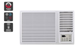 Kogan Window/Wall Air Conditioner (3.5kW, Reverse Cycle)
