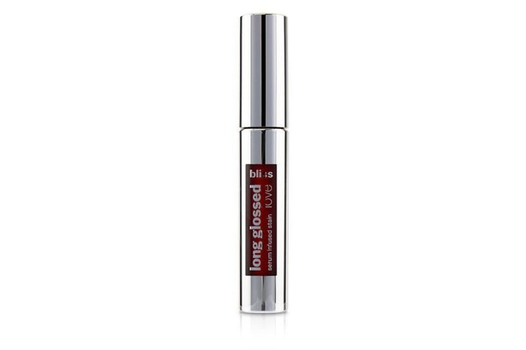 Bliss Long Glossed Love Serum Infused Lip Stain - # Molten Guava 3.8ml/0.12oz