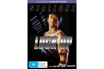 Lock Up DVD Region 4
