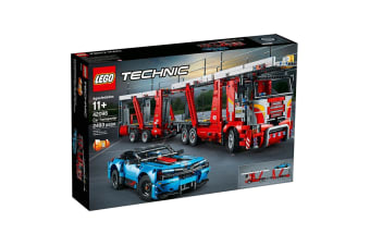 LEGO Technic Car Transporter (42098)